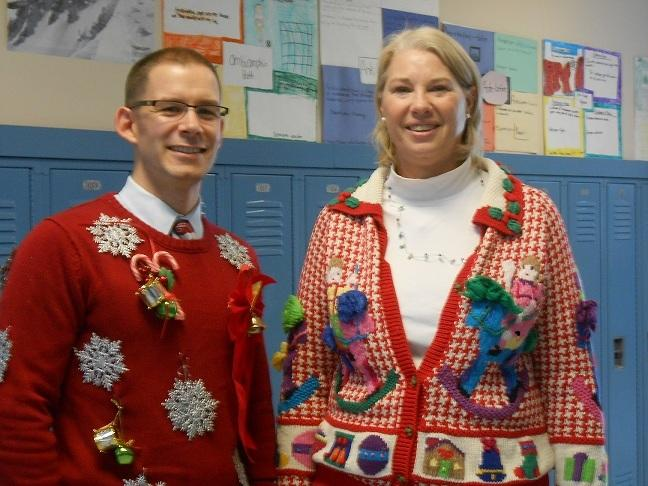 Holiday Spirit Days Spirit Week–holiday Sweater