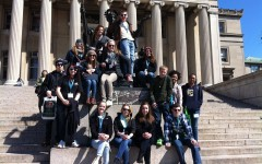 16 students at Columbia Scholastic Press Association conference