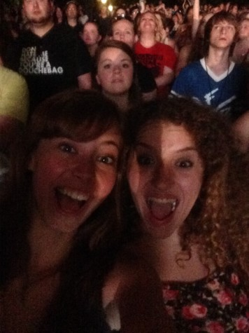 Fall Out Boy, Paramore…and Molly and Kayleigh!