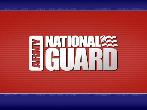 The National Guard visits Galway