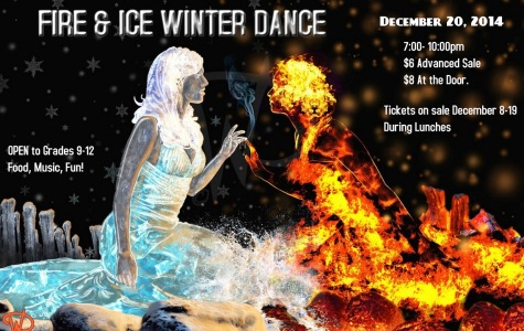 Fire and Ice Winter Dance