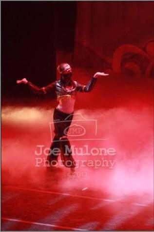 8th grader Madison Kieft performed in The Nutcracker