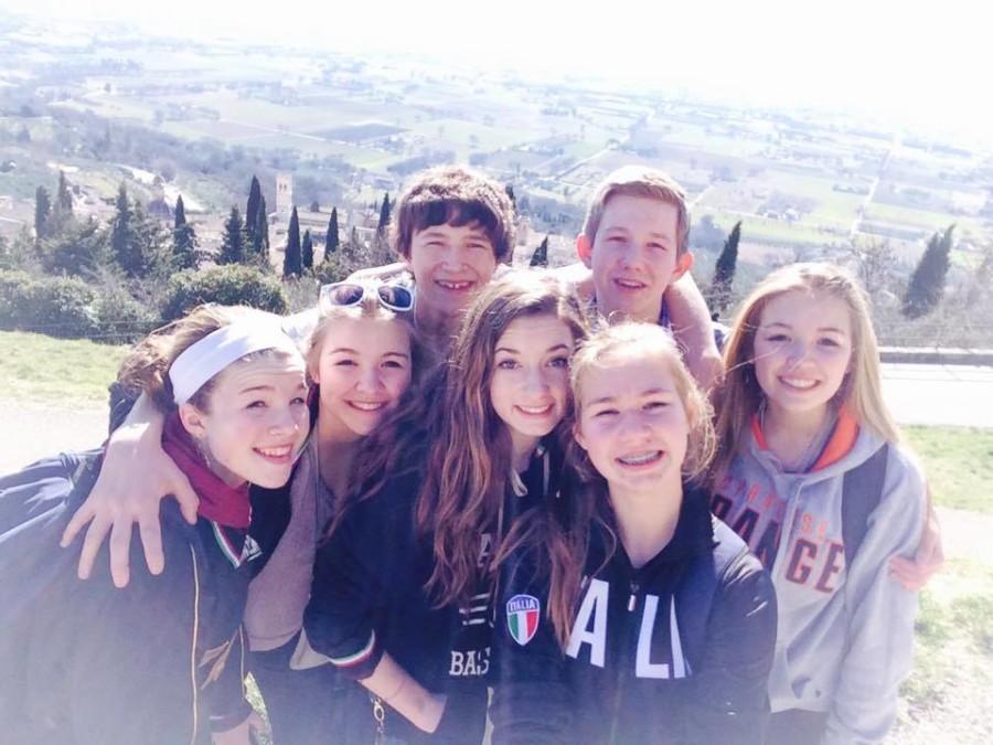 Italian vacation!