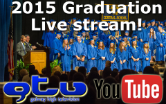2015 Graduation Ceremony Live Stream!