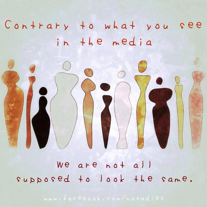 #BodyPositivity