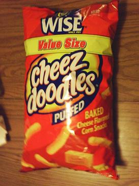 An ode to Cheez Doodles