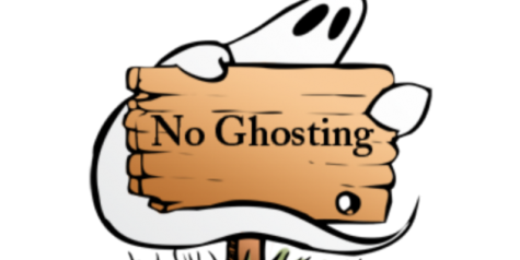 Going ghost?