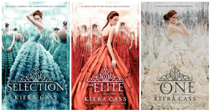 Read this: The Selection Series