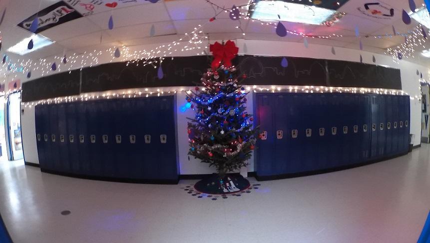 Holiday Hallways