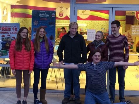 Student Senate Sponsors Supermarket Shop
