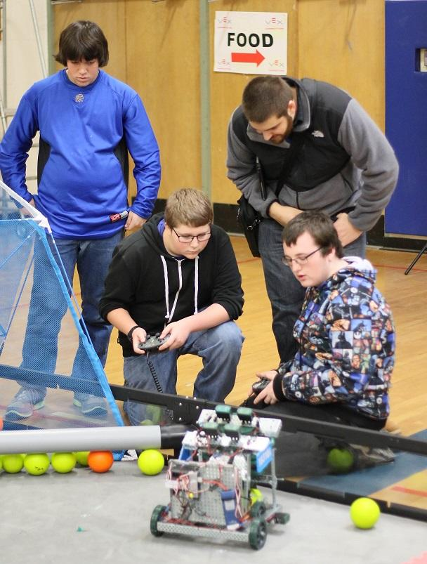 Galway Robotics earn 3rd Place