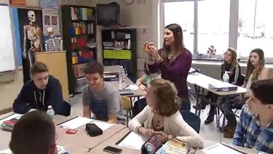 WNYT's Top Teacher: Mrs. Gerber!