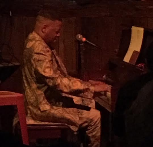 Esteemed musician Davell Crawford visits Galway