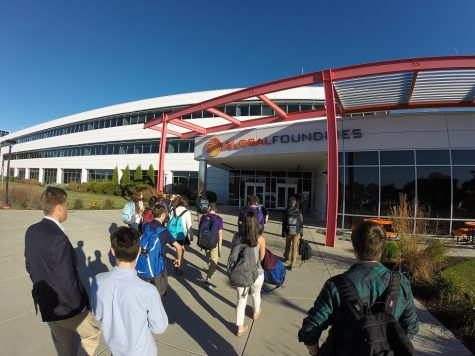 Behind the scenes at Globalfoundries