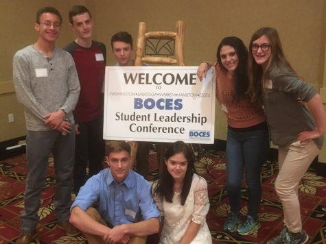 Student Senate members travel to Lake George
