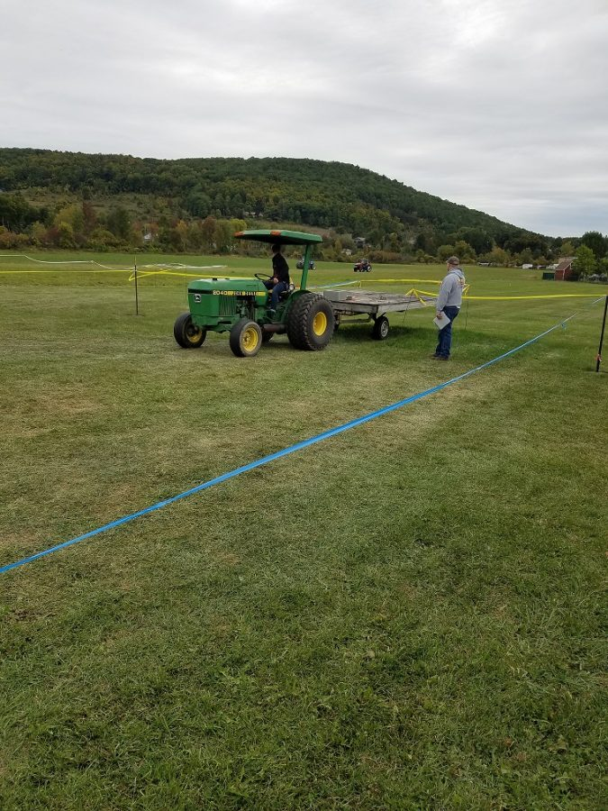 SUNY Cobleskill High School Agriculture Day