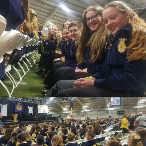 FFA State Convention: Fun, Farming, and Friends
