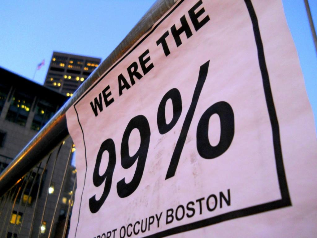 Protesters: Restore opportunity for all