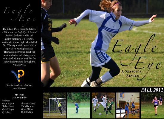 Eagle Eye A Seasons Review