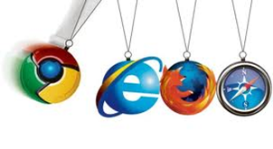 Internet Explorer Remains at the Top of Browser Market Share