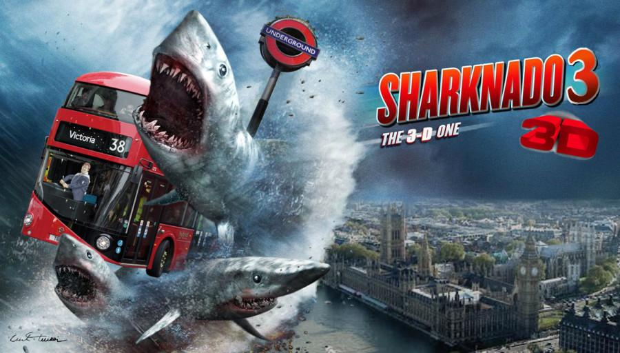 Sharknado 3: A bad movie you just can't miss!