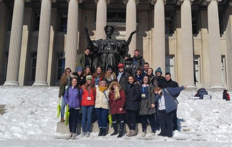 EMC Journalism Trip 2017!