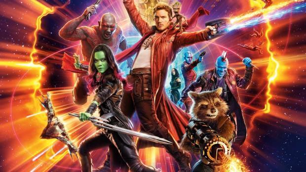 Justin reviews 'Guardians of the Galaxy Vol. 2'