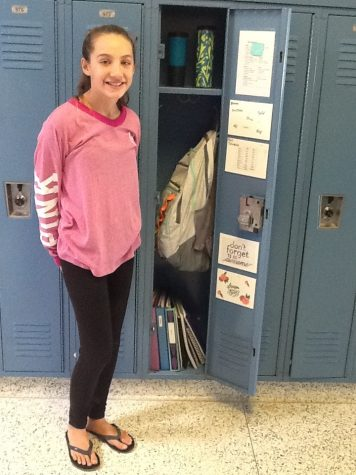 What's In YOUR Locker?