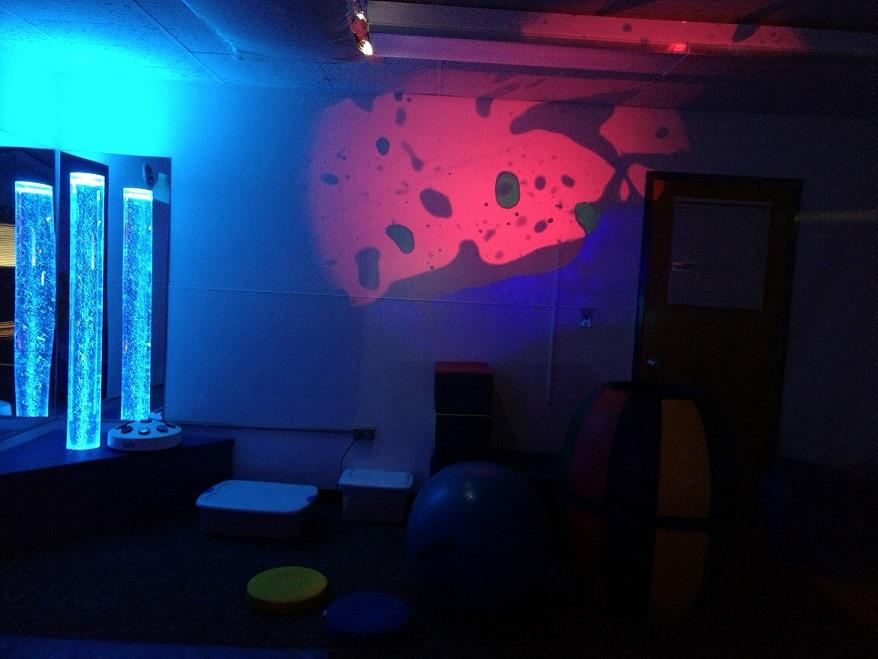 Galway's Sensory Room