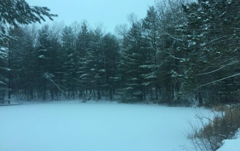 Out of the Blue: Glow of Snow