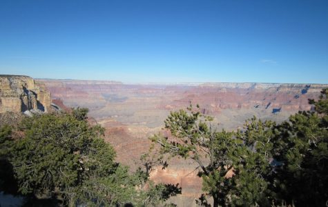Out of the Blue: Grand Canyon