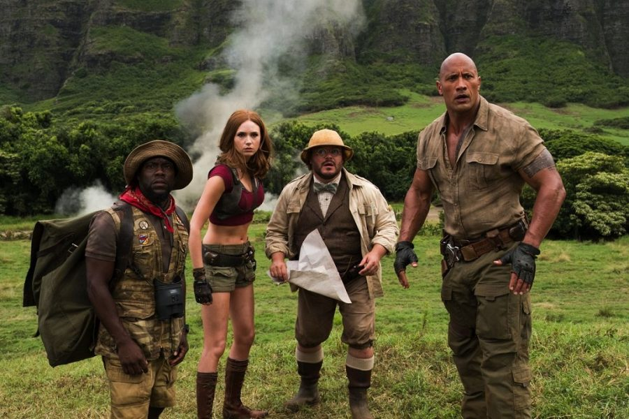 Jumanji%3A+Welcome+to+the+Jungle+Movie+Review