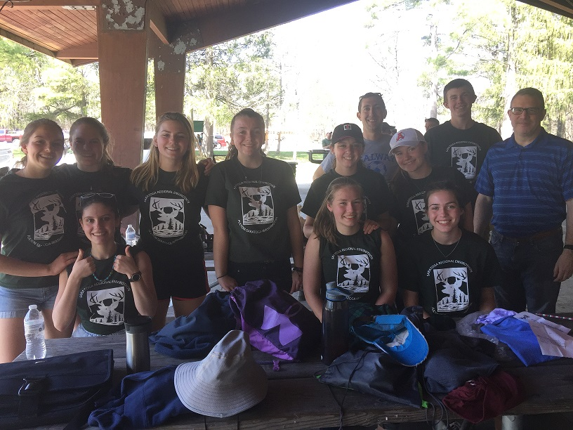 Science Club competes at Envirothon