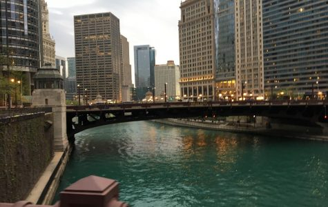 Out of the Blue: The Windy City