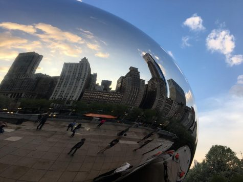 Out of the Blue: Millennium Park