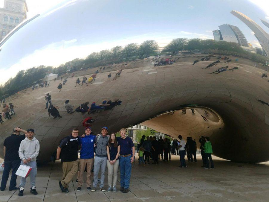 Tec-Smart: Adventure in Chicago