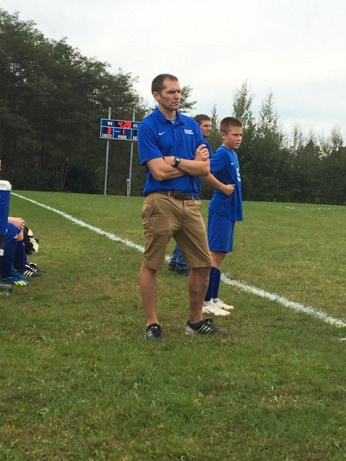 Coach Evans' Mod Squad