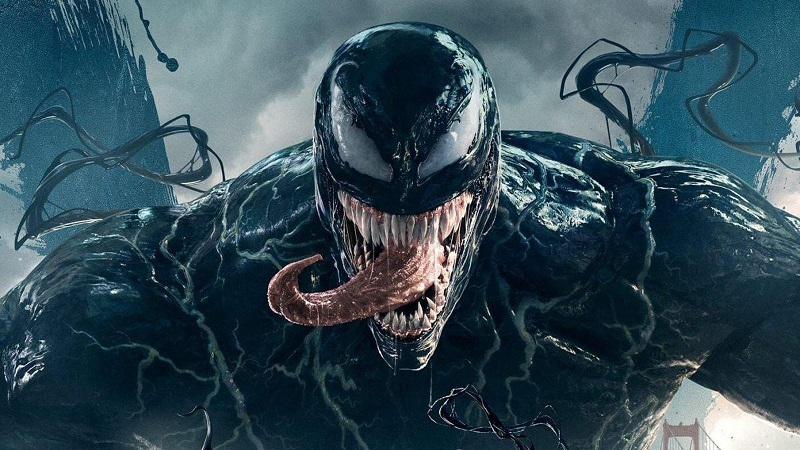 Justin Reviews Venom