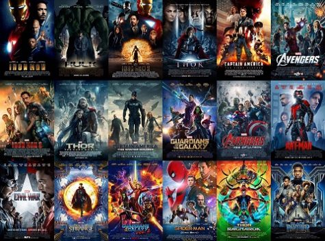 Top 10 MCU movies