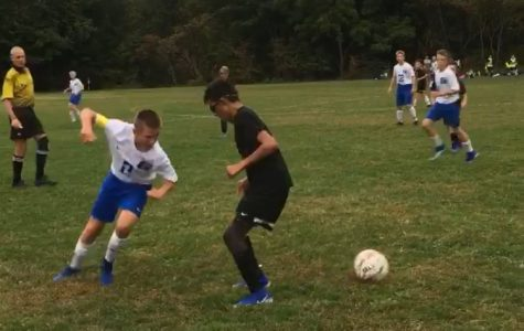 Modified Soccer Captains: Colabello and Maher