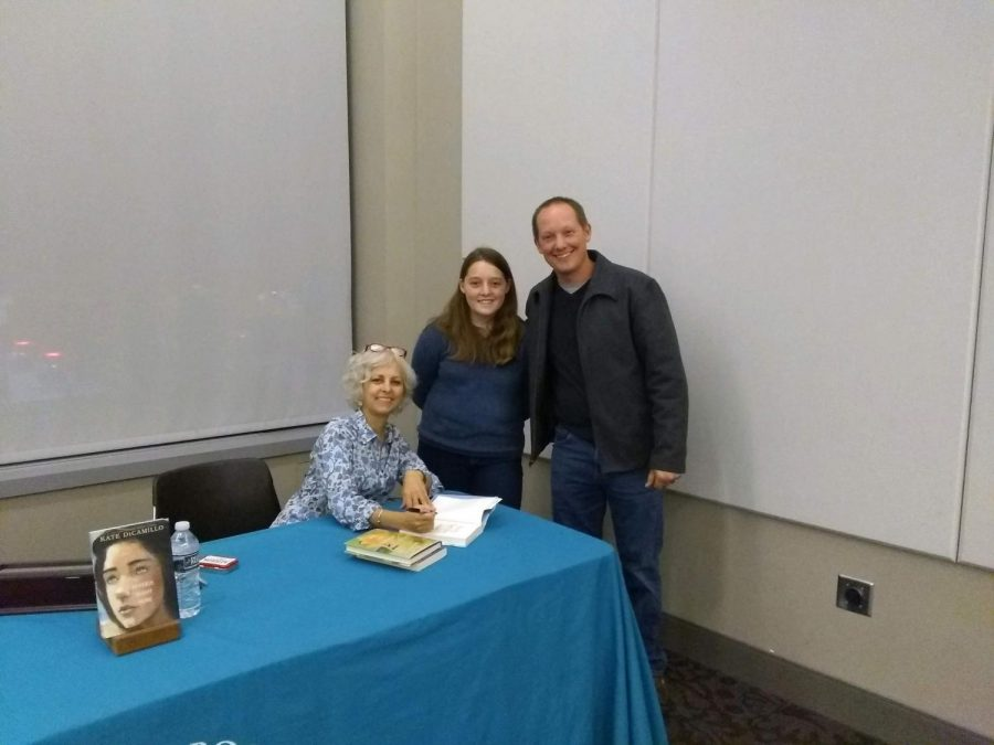 Author+Kate+DiCamillo+in+Saratoga