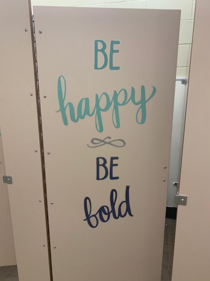 Do Something Club beautifies restrooms