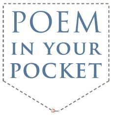Celebrate Poem in Your Pocket Day today!