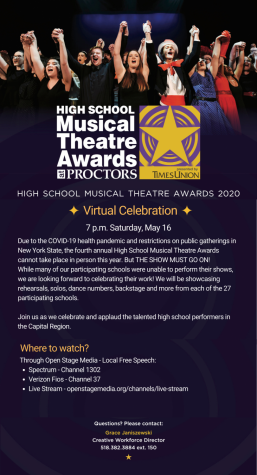 High School Musical Theater Showcase