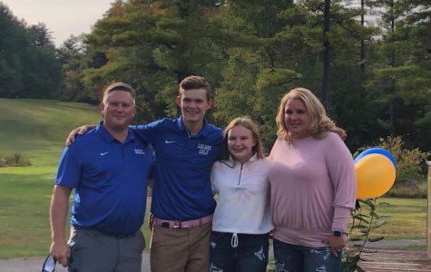 Congratulations to the Senior Golfers!