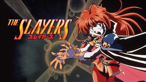 Anime Review - Slayers