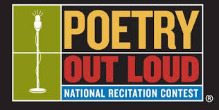 Enter the Poetry Out Loud Contest!